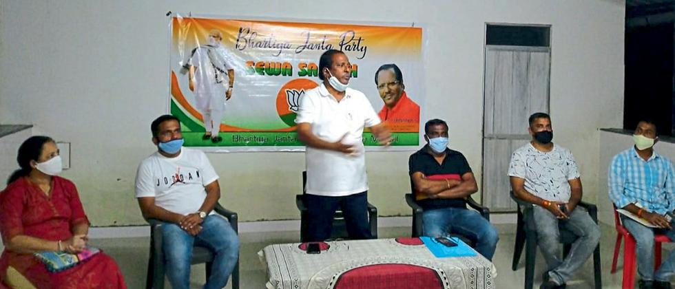 Goa: Isidore Fernandes advice dont dream about BJP candidature for next election