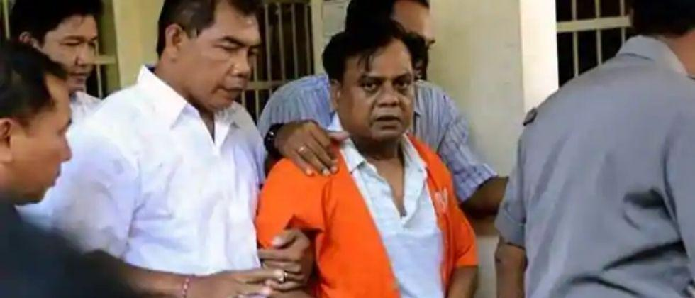 In the clutches of notorious gangster Chhota Rajan Corona