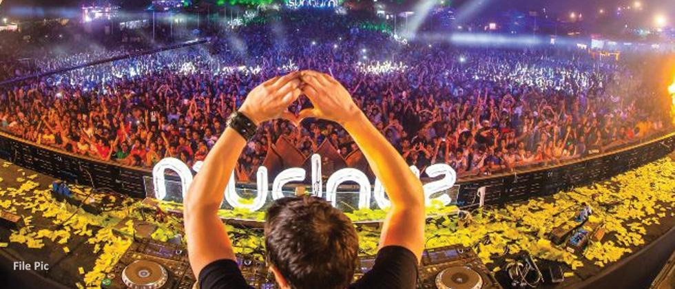 Sunburn festival will not be organized this year amidst corona pandemic