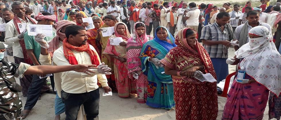 Tomorrow is  the last day of Bihar elections voting