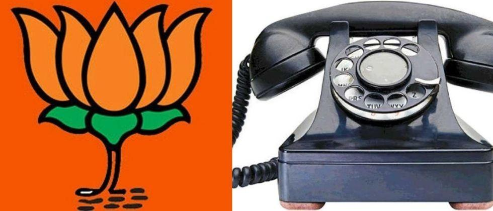 BJP helpline issued for Madgaon Municipal Corporation elections