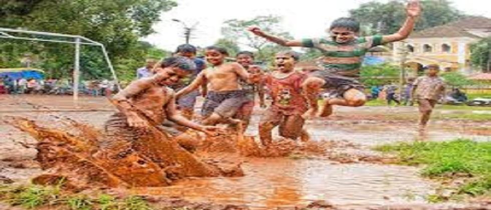 Leaps of festivals in the state