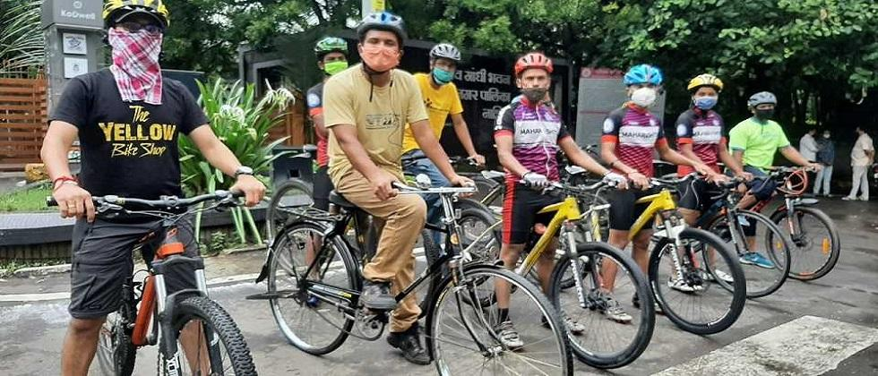 TriGoa to organize cycle ride in the four cities of the state on the 8th November