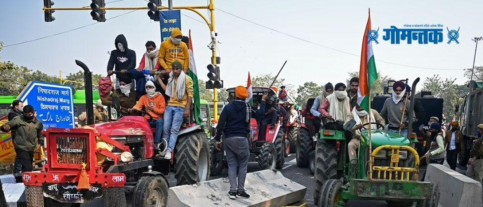 Red Fort violence during farmers tractor parade accused Deep Sidhu arrested