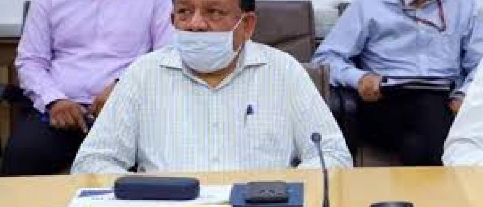 17th meeting on Kovid under the chairmanship of Harshvardhan