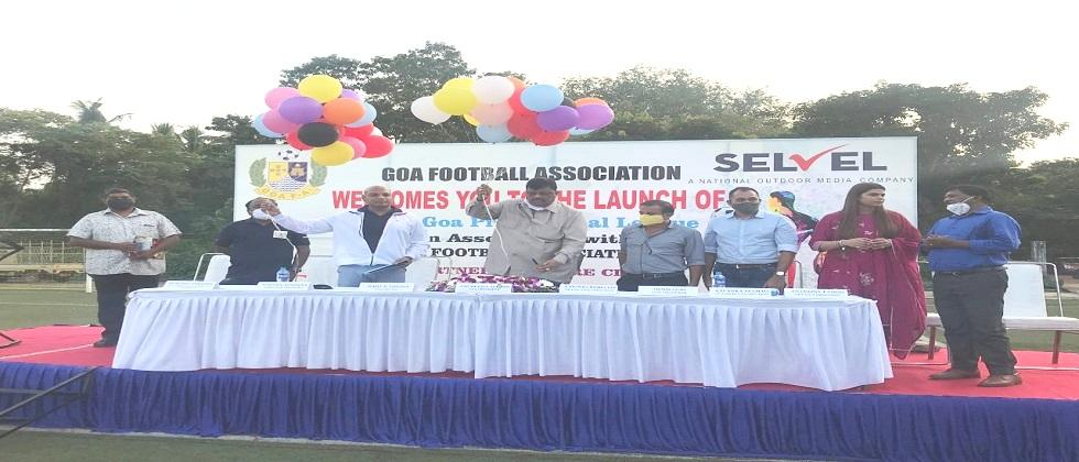 The Goa Football Association (GFA) has partnered with Kolkata based Selwell to win the Goa Professional League football tournament