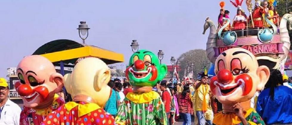 A decision on the route of Madgaon Carnival procession