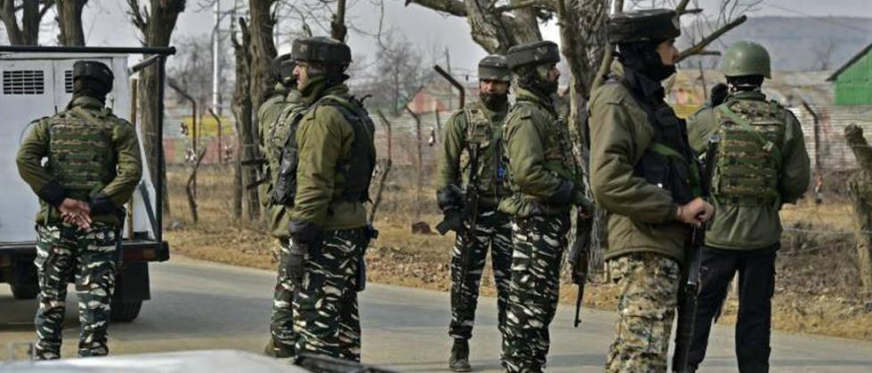 Security forces killed four terrorists in a major operation