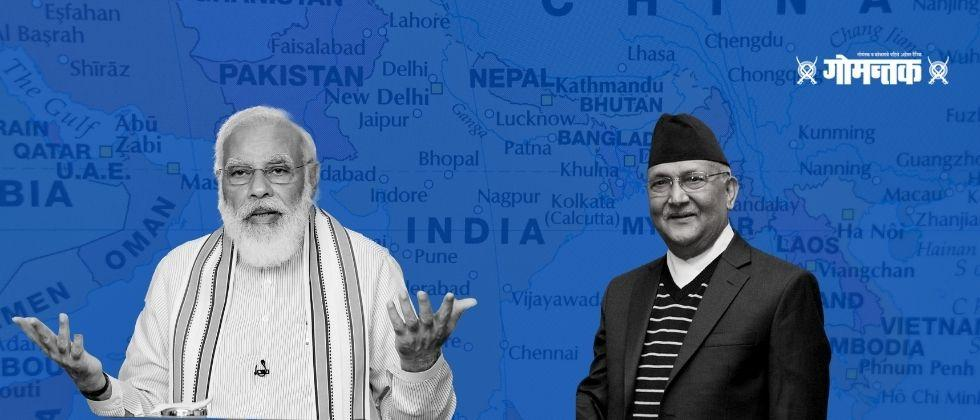 Nepal softens on Indo Nepal border dispute Prime Minister KP Sharma Oli ready for discussion