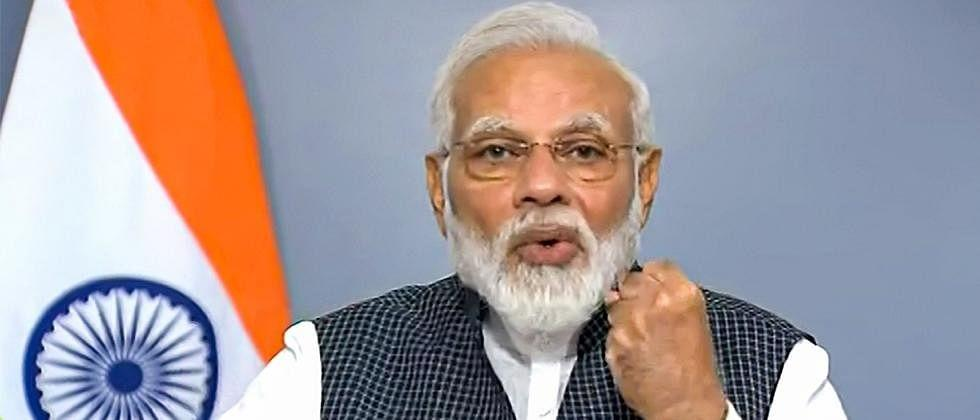 P M Modi to interact with farmers on 25th December