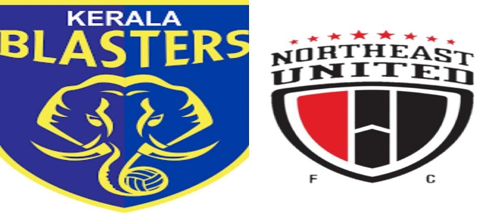 Northeast held Kerala Blasters to a 2-2 draw due the goal of Sila