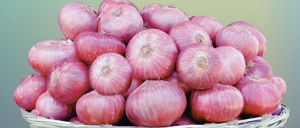 Horticulture Corporation is allegedly selling onions at a higher prices