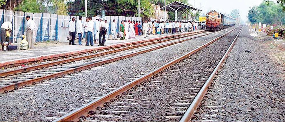 Government has to explain about railway doubling