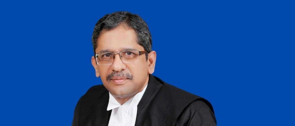 N V Raman will be the new Chief Justice of the Supreme Court