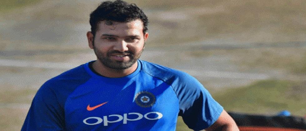 Rohit Sharma is working hard in order to get fit for Australia tour