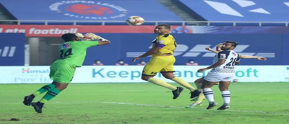 Two goals in Hyderabads victory Fourth defeat of East Bengal