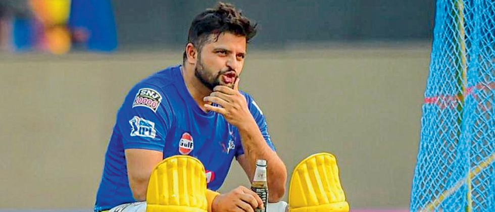 Suresh Raina unhappy with hotel room; withdraws from IPL