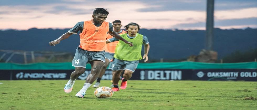 FC Goa team decides to play at full capacity