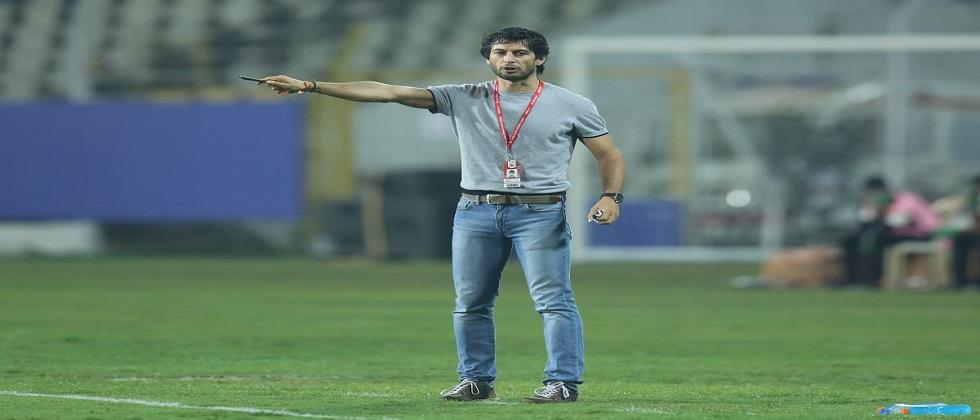 coach Juan Ferrando complimented to FC Goa team