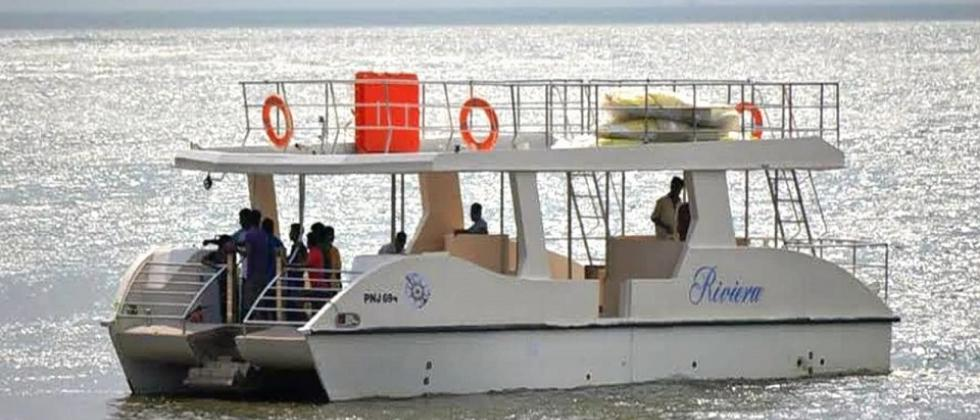 River Transport Department financial scams
