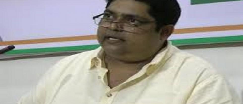 Congress MLA does not say anything against the government says Alex
