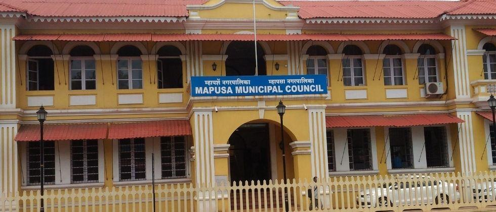 not a single person from the Vaishya community is on the Mapusa Palika Mandal