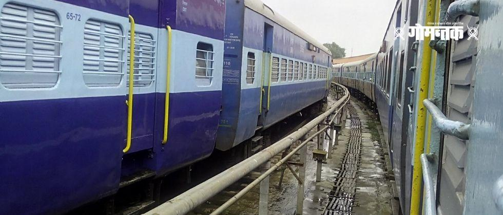 Indian Railways launches Holi special train