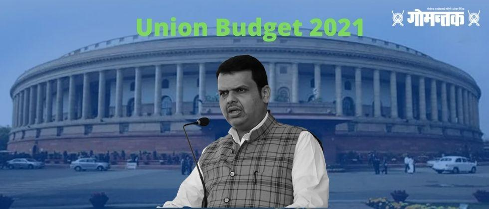 Union Budge Devendra Fadnavis did the analysis of the central budget