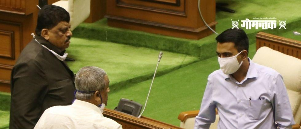 Goa State Winter Assembly Session Chief Minister Pramod Sawant has directed the Director of Education and the Director of Higher Education to investigate schools across the state