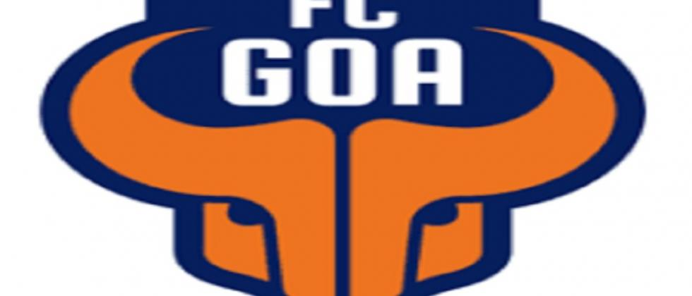 FC Goa practice under Derrick's guidance