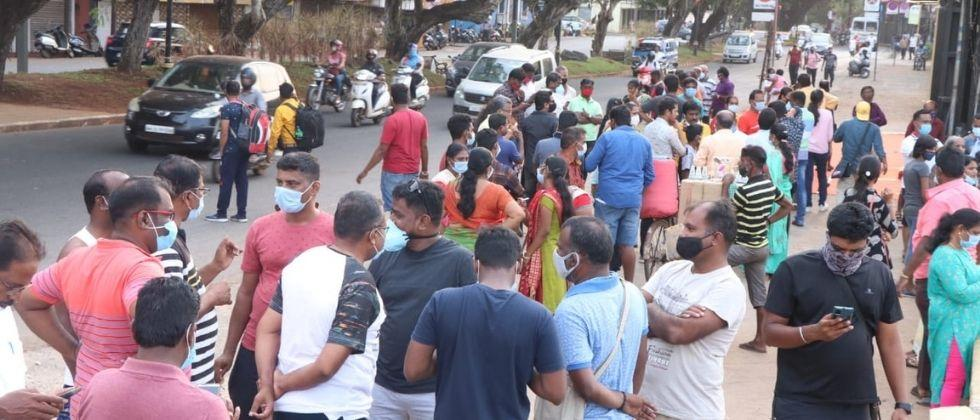 Goa Curfew imposed in the state from today to prevent corona