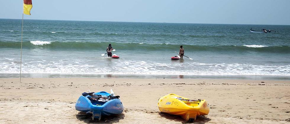 Goa: No foreign tourist is infected with corona in Canacona