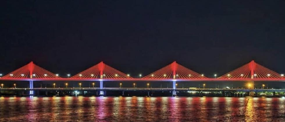 30 crore scam on electrical system on Atal Setu