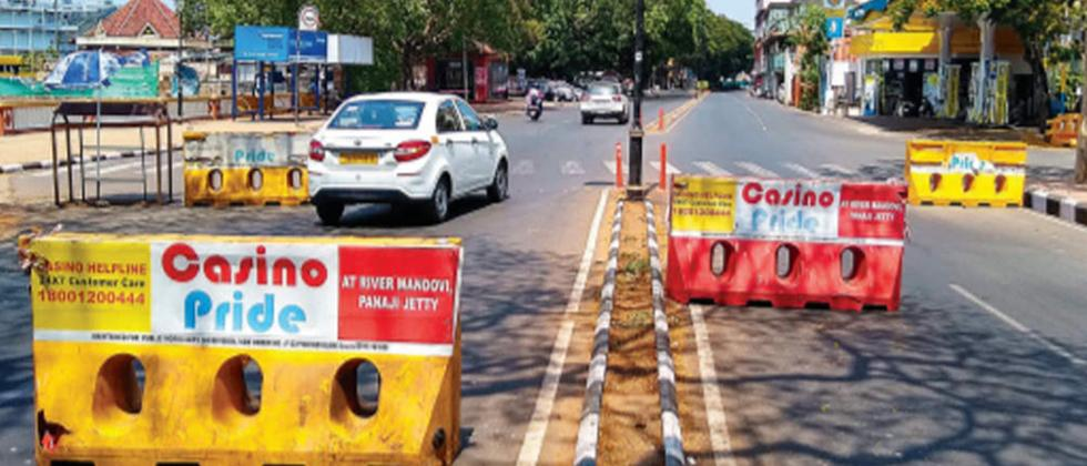 Goa government wants to remain close the border