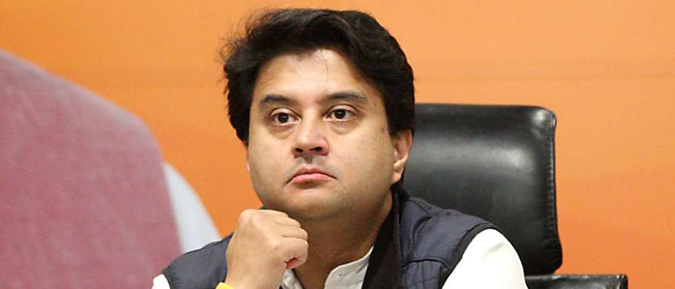 Congress offered deputy CM post but I spurned the offer, says Jyotiraditya Scindia