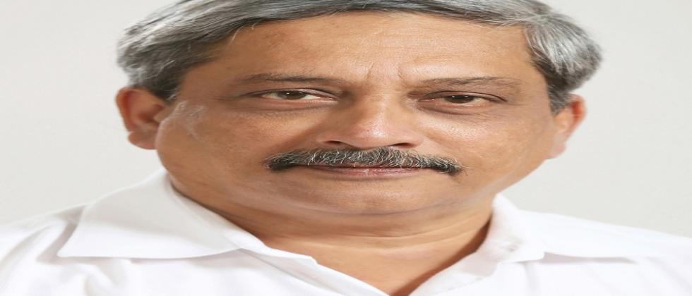 Unable to start a department of Parrikar names in university