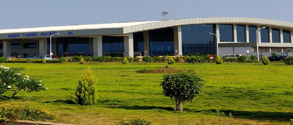 Belgaum is the third busiest airport in the state after Bangalore and Mangalore International Airports