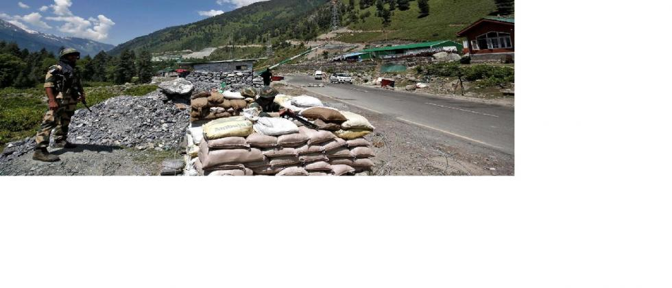 A Chinese soldier was arrested on the Indo China Ladakh border