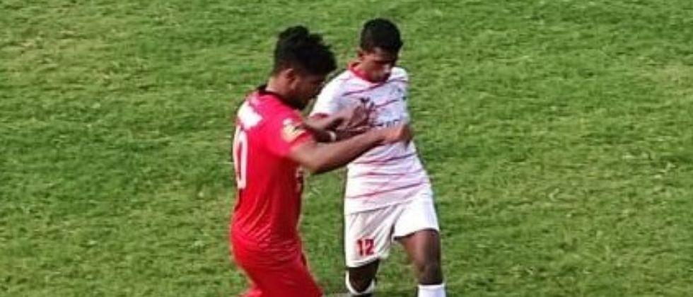 Goa Professional League: Churchill Brothers avoid defeat; Manora stopped the team by scoring a goal in the last minute