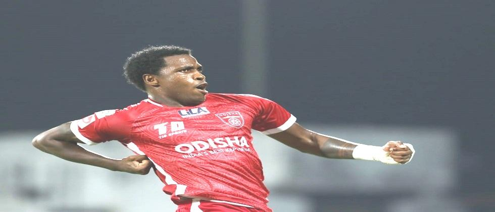 Indian Super League 2020 21 Odisha FC beats Kerala Blasters by the difference of 2 goals Diego Mauricio starred with two goals