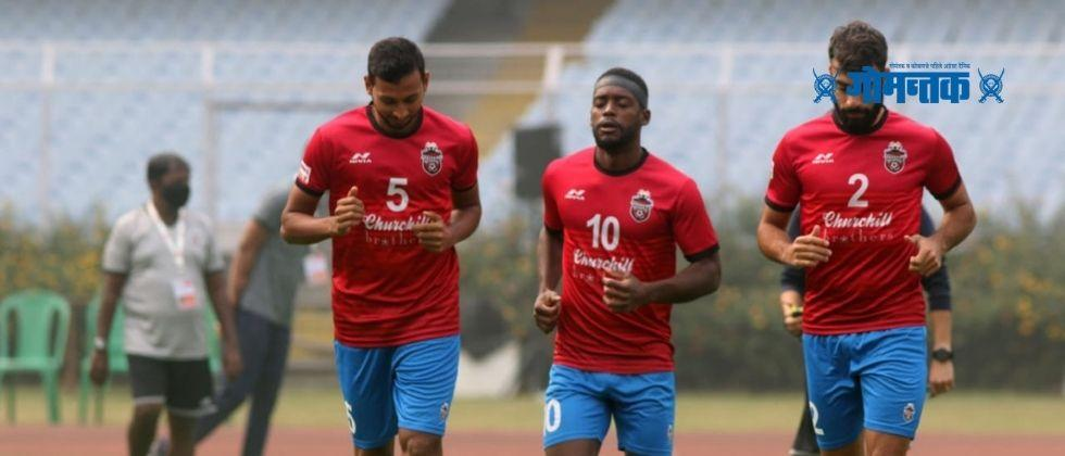 Churchill Brothers aim to extend lead unbeaten in four consecutive matches ILeague fight against Troy