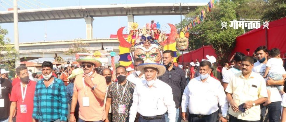 Goa Carnival Carnival ike festivities needed to boost tourism