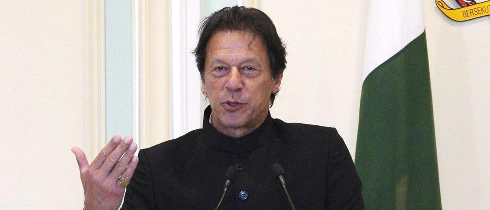 Prime Minister Imran Khan is blamed by 49 percent of Pakistanis for rising inflation