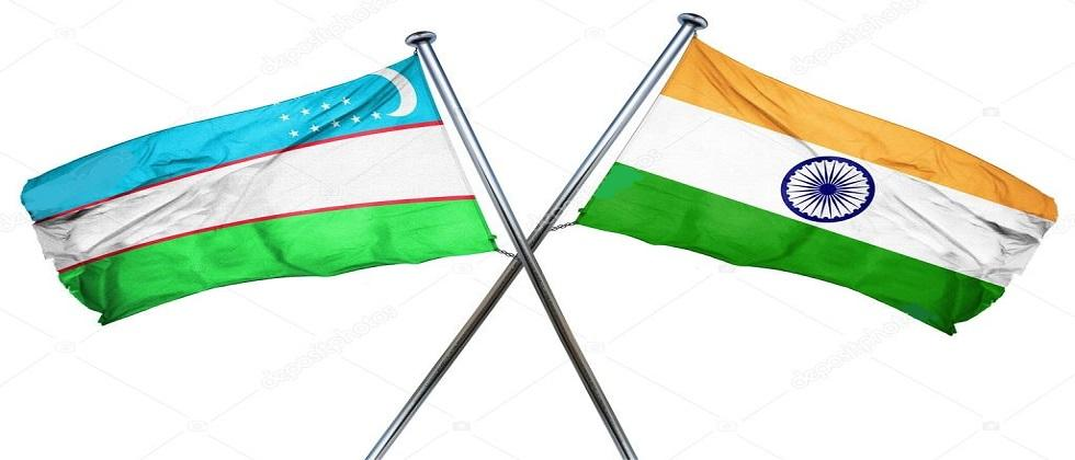 India and  Uzbekistan are fighting together against terrorism