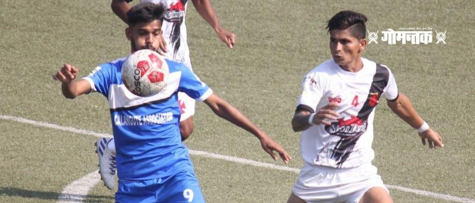 The blow of defeat to Vasco from Kalangut