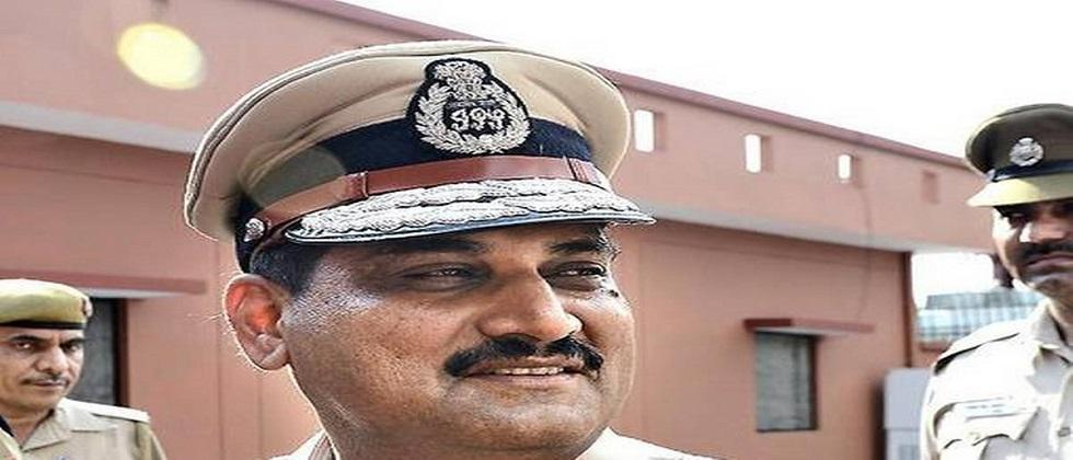 IPS officers are disfavour that Mukesh Kumar Meena has taken over all the powers of the Superintendent of Police