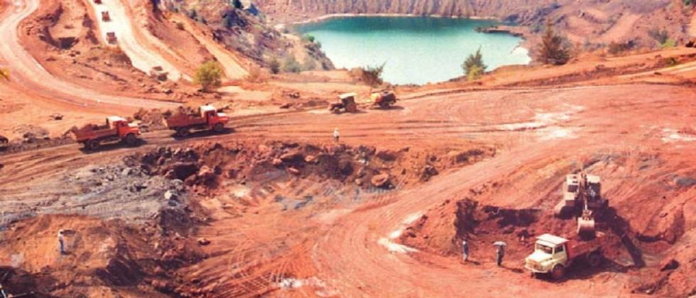 The decision regarding what about the mines in Goa after this months is still unclear