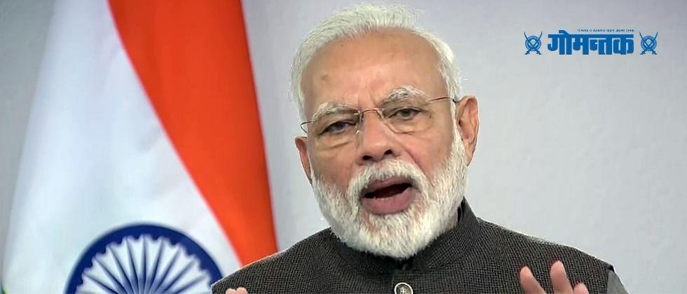 Congratulations from Prime Minister Modi after Team India won the Test series