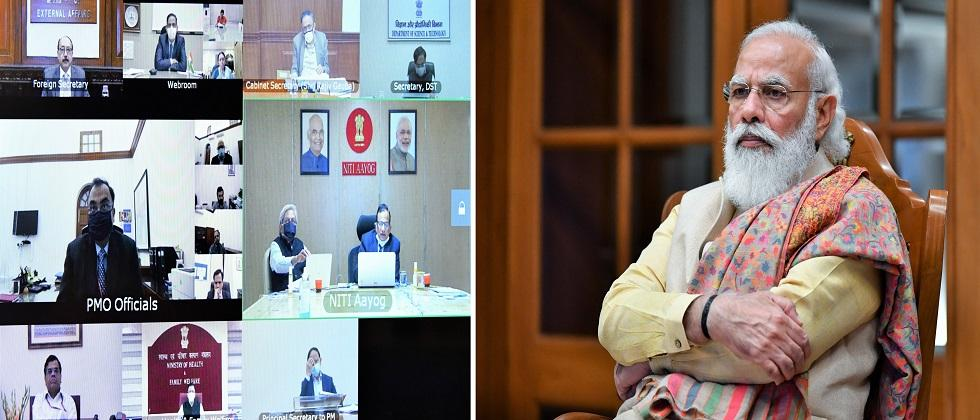 Prime Minister Narendra Modi inaugurated the second phase of Rupee Card through video conferencing