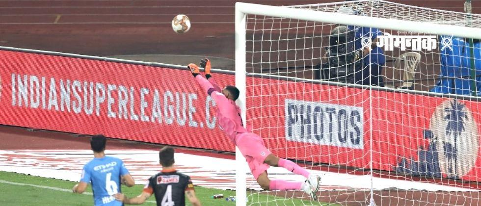 Mumbai City in ISL final for the first time beats FC Goa